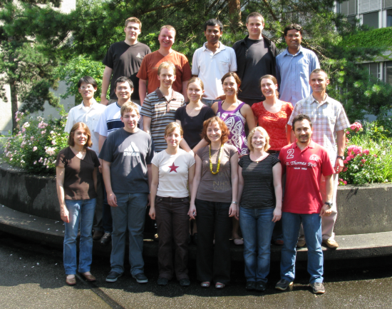 Group Photo 2008